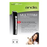 Andis CLT Multitrim trimmer incl. scheerkopjes_21