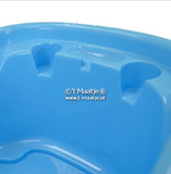 Shampoo flessen houder hondenbad