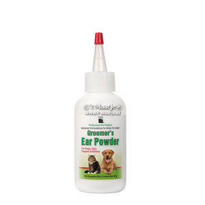Oorpoeder Groomer's Ear Powder 80 gram - PPP
