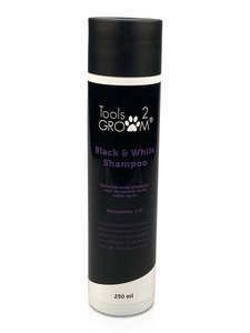 Tools-2-Groom luxe black & white shampoo 250 ml