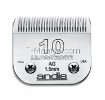 1,5 mm Andis Scheerkop size 10