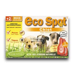 Vlooien-teken pipetten puppy vanaf 2 maanden tot 2 kg - Agecom